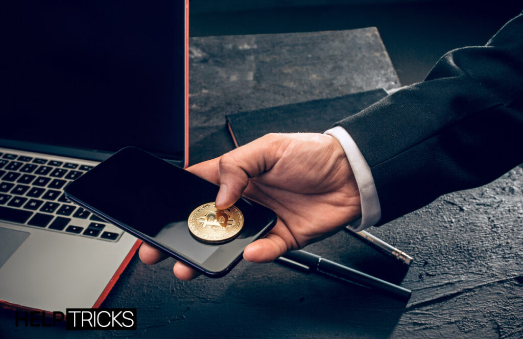 Cryptocurrency will invade the future of banking.  - Helptricks